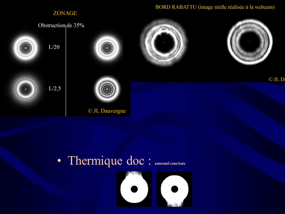 Thermique doc : astrosurf.com/tests