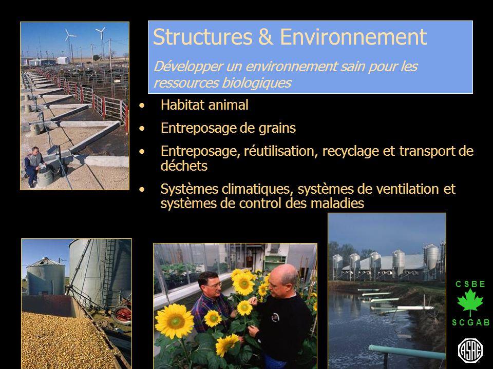 Structures & Environnement