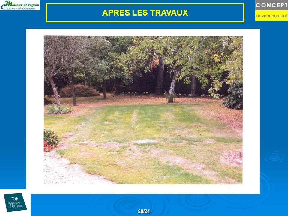 APRES LES TRAVAUX 20/24