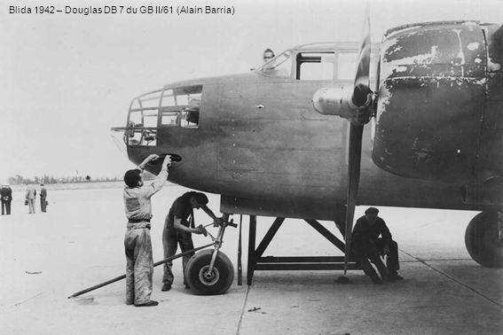 Blida 1942 – Douglas DB 7 du GB II/61 (Alain Barria)