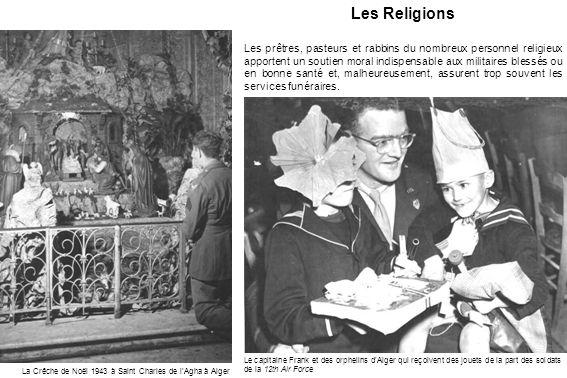 La Crêche de Noël 1943 à Saint Charles de l'Agha à Alger