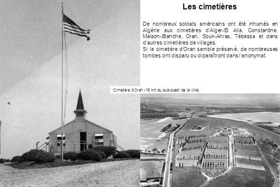 Cimetière d'Oran (16 km au sud-ouest de la ville)