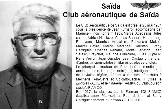 Club aéronautique de Saïda