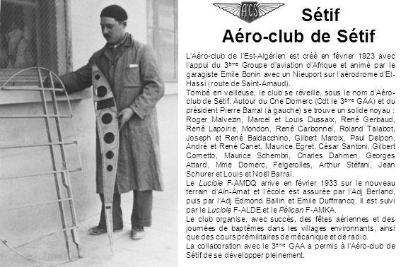 Sétif Aéro-club de Sétif