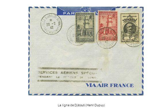 La ligne de Djibouti (Henri Dupuy)