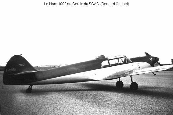 Le Nord 1002 du Cercle du SGAC (Bernard Chenel)