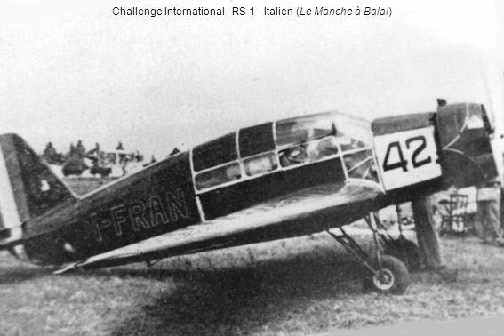 Challenge International - RS 1 - Italien (Le Manche à Balai)