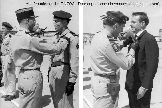 Manifestation du 1er PA ZOS - Date et personnes inconnues (Jacques Lambert)
