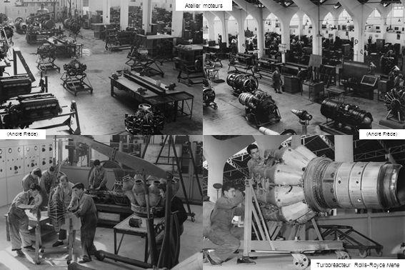 Turboréacteur Rolls-Royce Nene