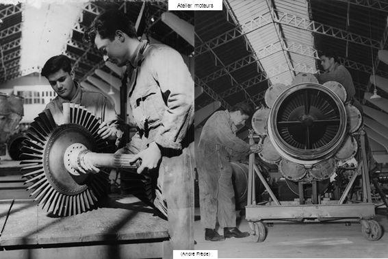 Atelier moteurs (André Frède)