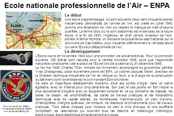 Ecole nationale professionnelle de l'Air – ENPA
