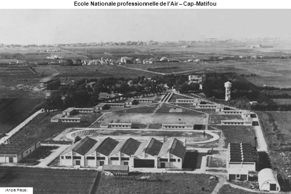 Ecole Nationale professionnelle de l'Air – Cap-Matifou