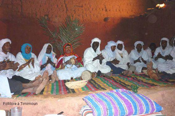 Folklore à Timimoun
