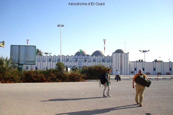 Aérodrome d'El-Oued