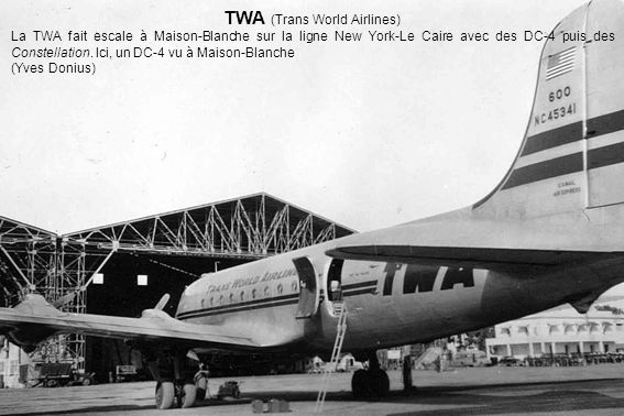 TWA (Trans World Airlines)