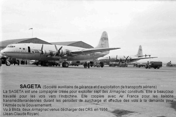 SAGETA (Société auxiliaire de gérance et d'exploitation de transports aériens)