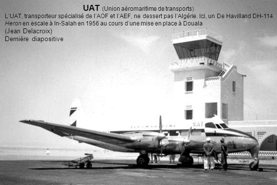 UAT (Union aéromaritime de transports)