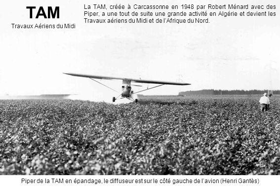 Travaux Aériens du Midi