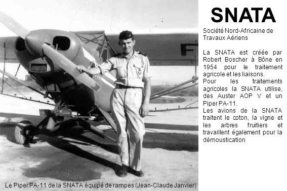 SNATA Société Nord-Africaine de Travaux Aériens