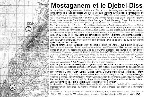 Mostaganem et le Djebel-Diss