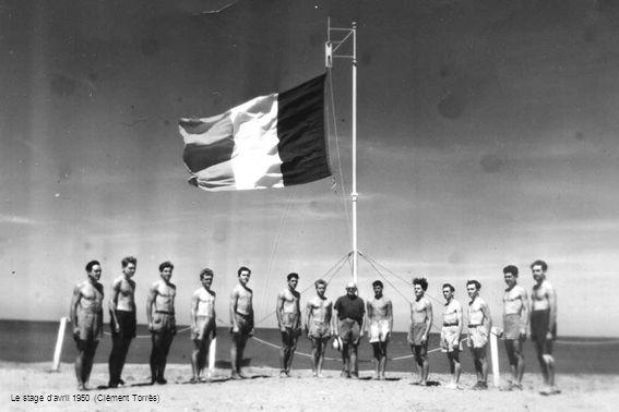Le stage d'avril 1950 (Clément Torrès)