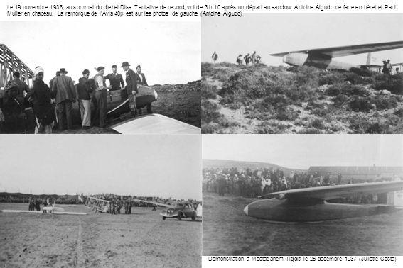 Le 19 novembre 1938, au sommet du djebel Diss