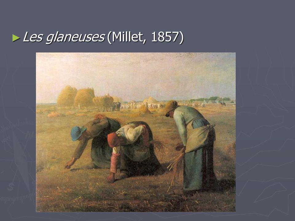 Les glaneuses (Millet, 1857)