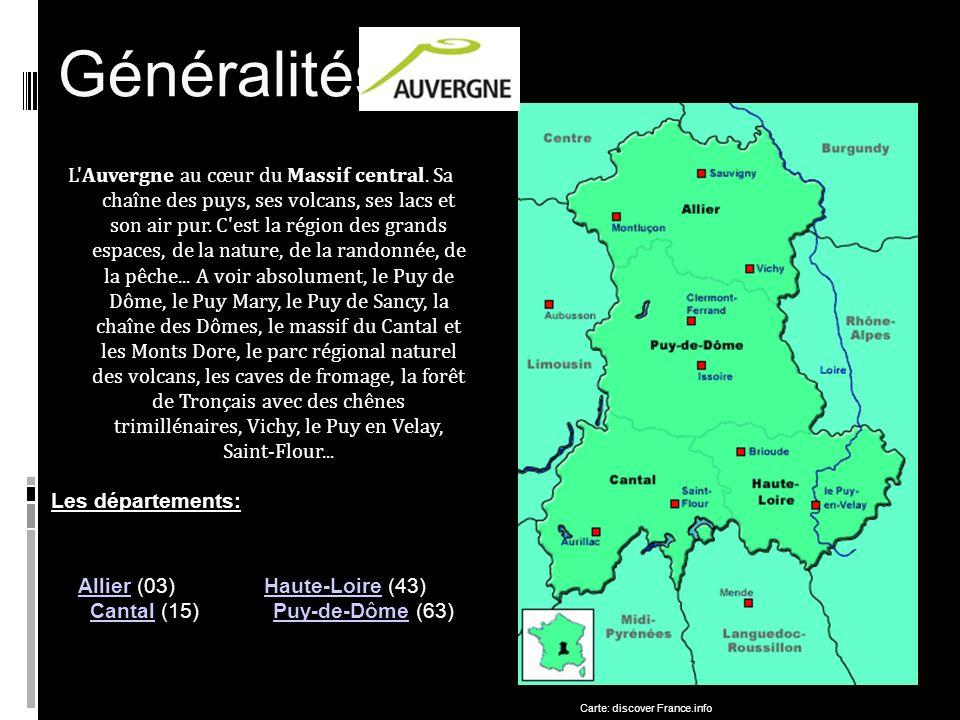 Haute-Loire (43) Puy-de-Dôme (63)