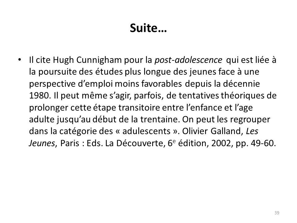 Suite…