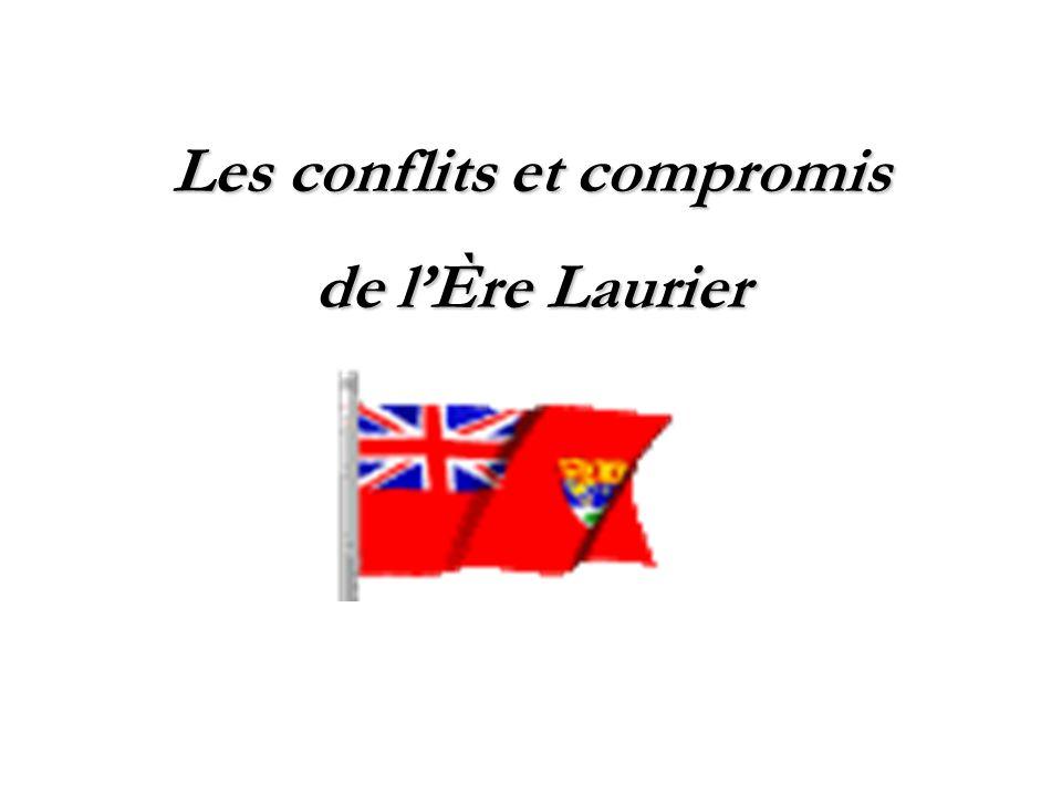 Les conflits et compromis