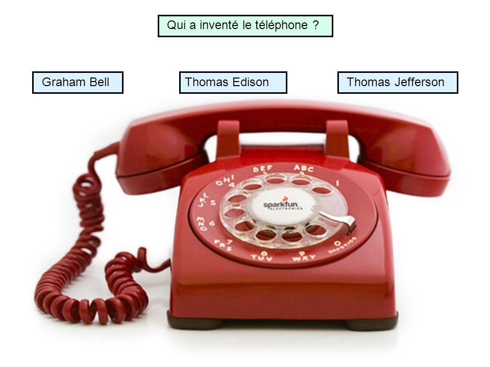 Qui a inventé le téléphone