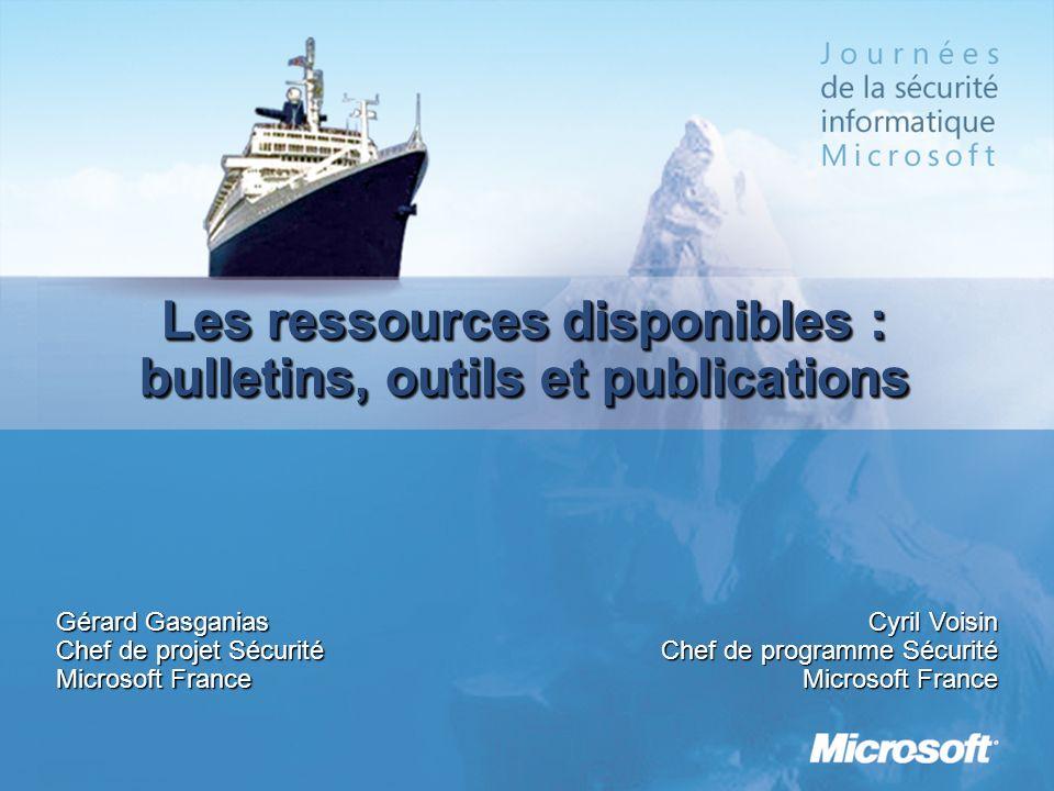 Les ressources disponibles : bulletins, outils et publications