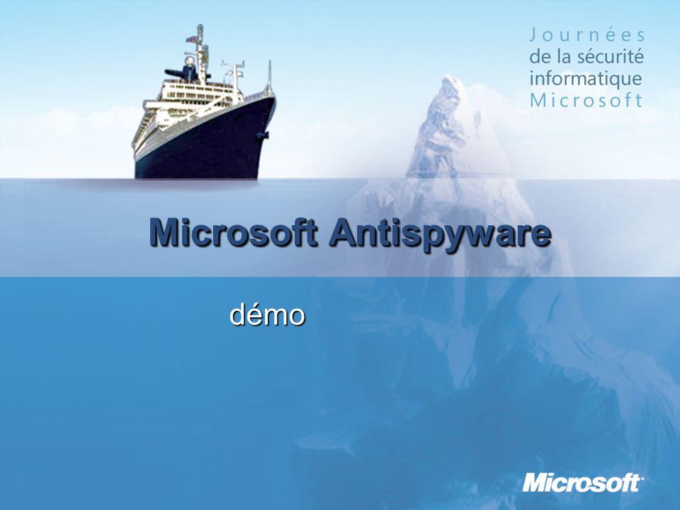 Microsoft Antispyware