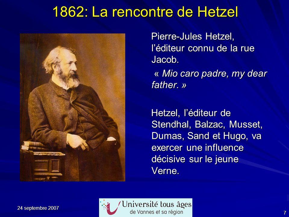 1862: La rencontre de Hetzel
