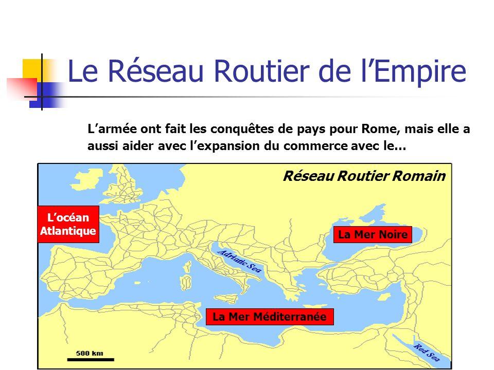 Le Réseau Routier de l'Empire