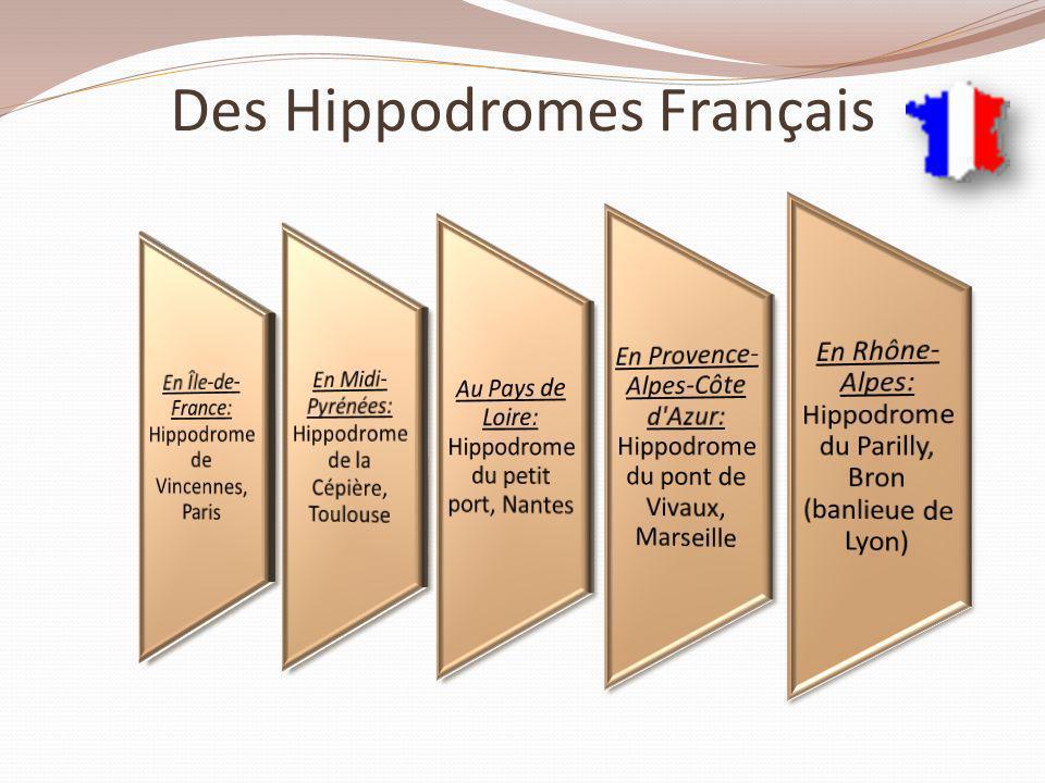 Des Hippodromes Français