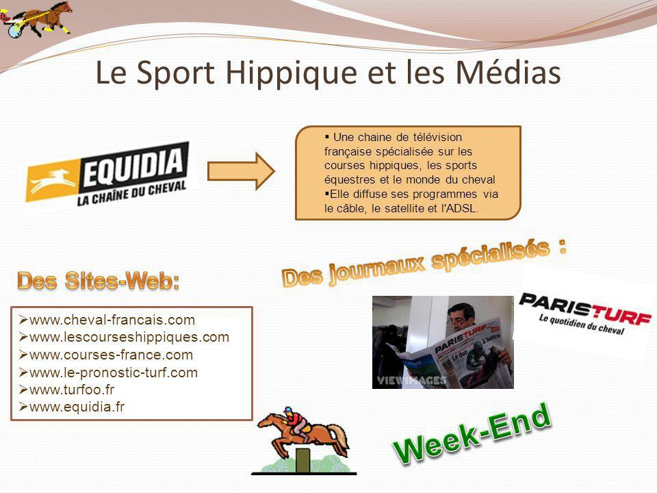 Le Sport Hippique et les Médias
