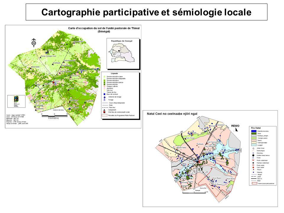 Cartographie participative et sémiologie locale