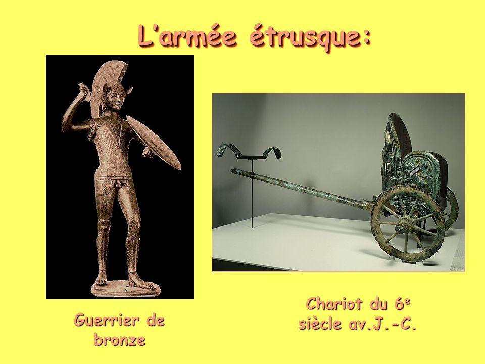 Chariot du 6e siècle av.J.-C.