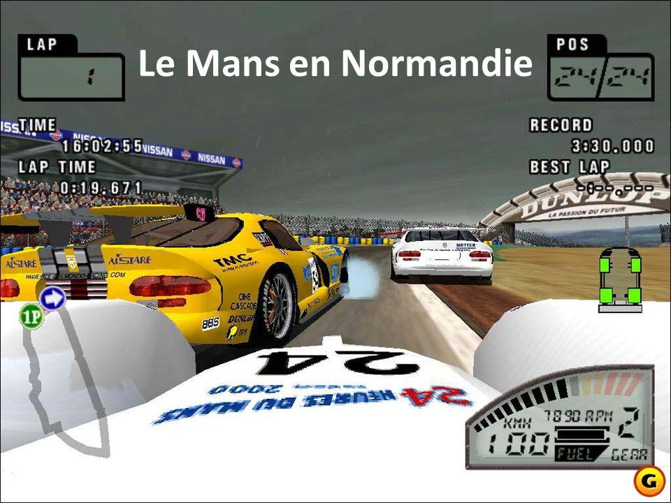 Le Mans en Normandie