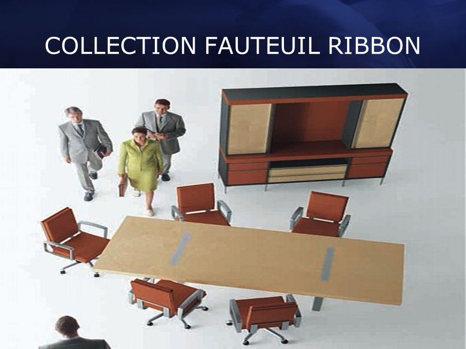 COLLECTION FAUTEUIL RIBBON