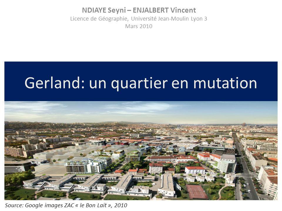 Gerland: un quartier en mutation