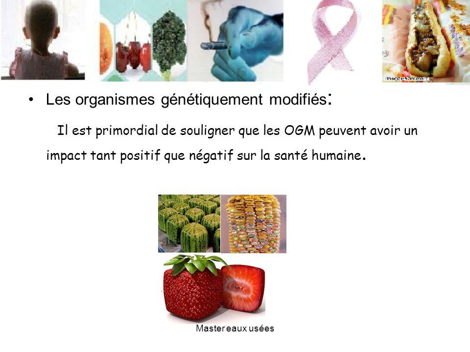 Les organismes génétiquement modifiés: