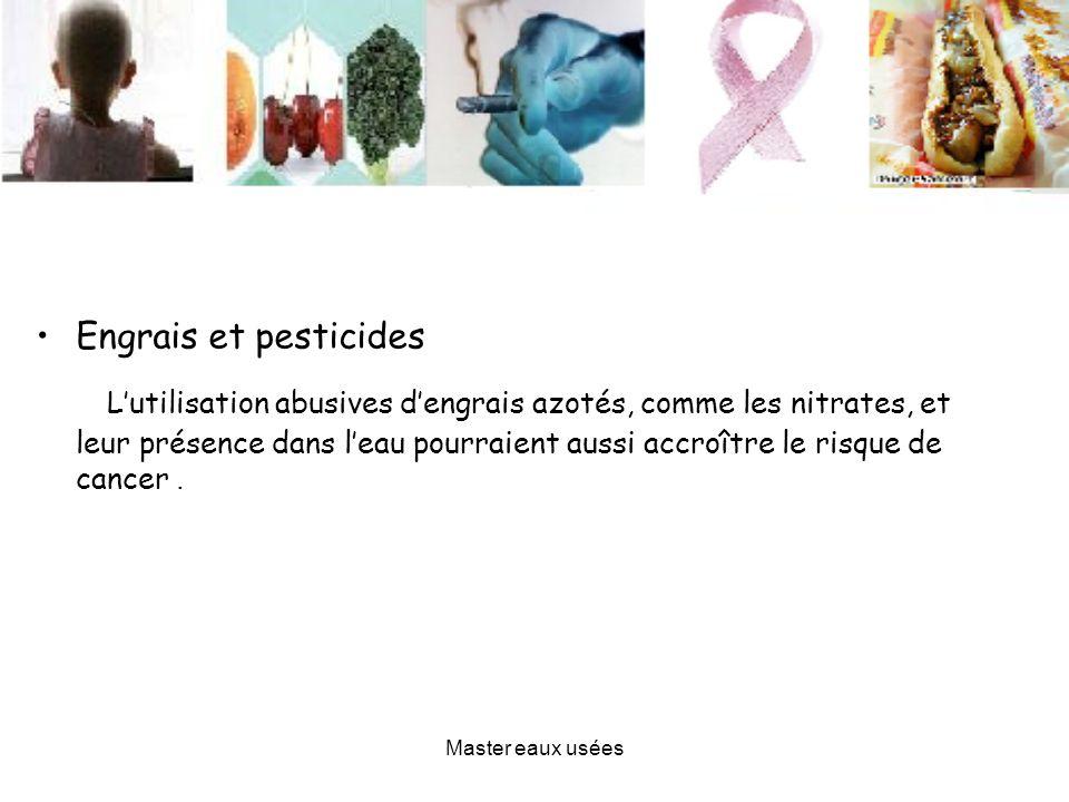 Engrais et pesticides