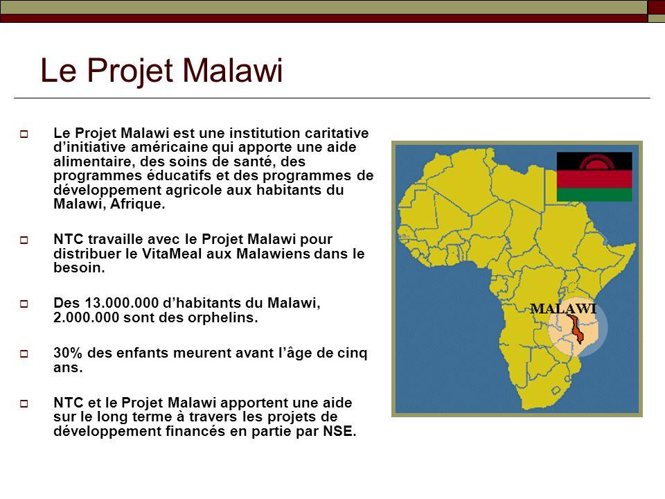 Le Projet Malawi