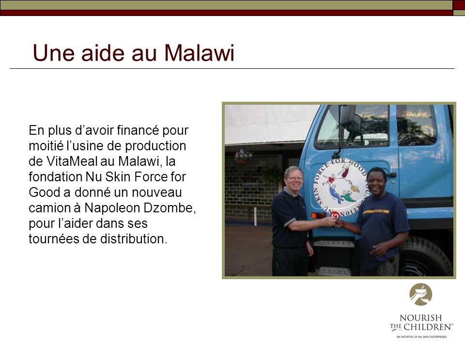 Une aide au Malawi