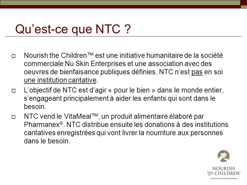 Qu'est-ce que NTC