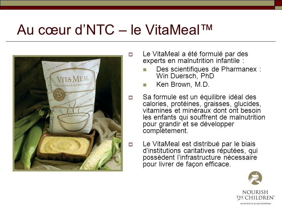 Au cœur d'NTC – le VitaMeal™