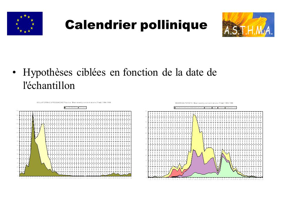 Calendrier pollinique