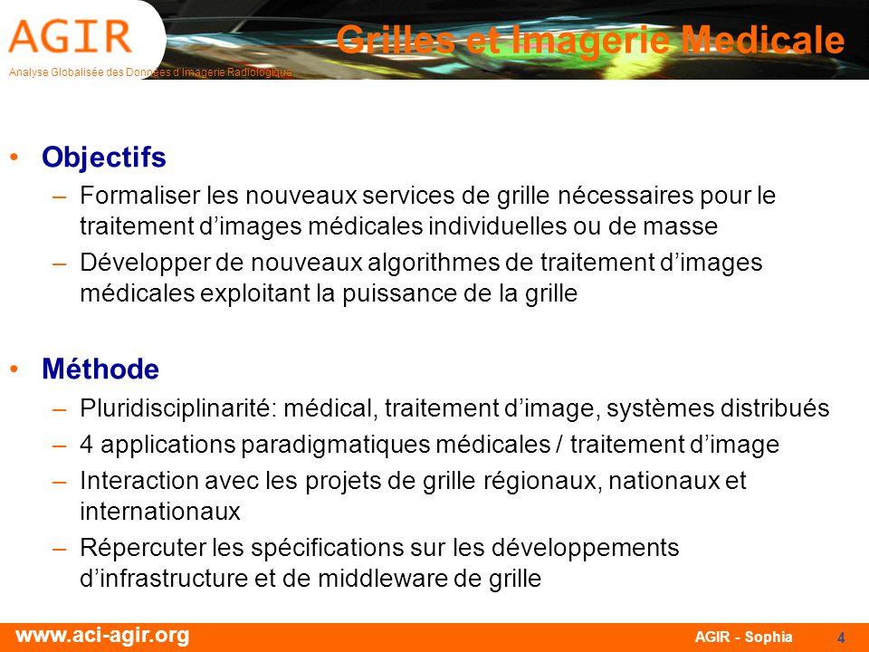 Grilles et Imagerie Medicale